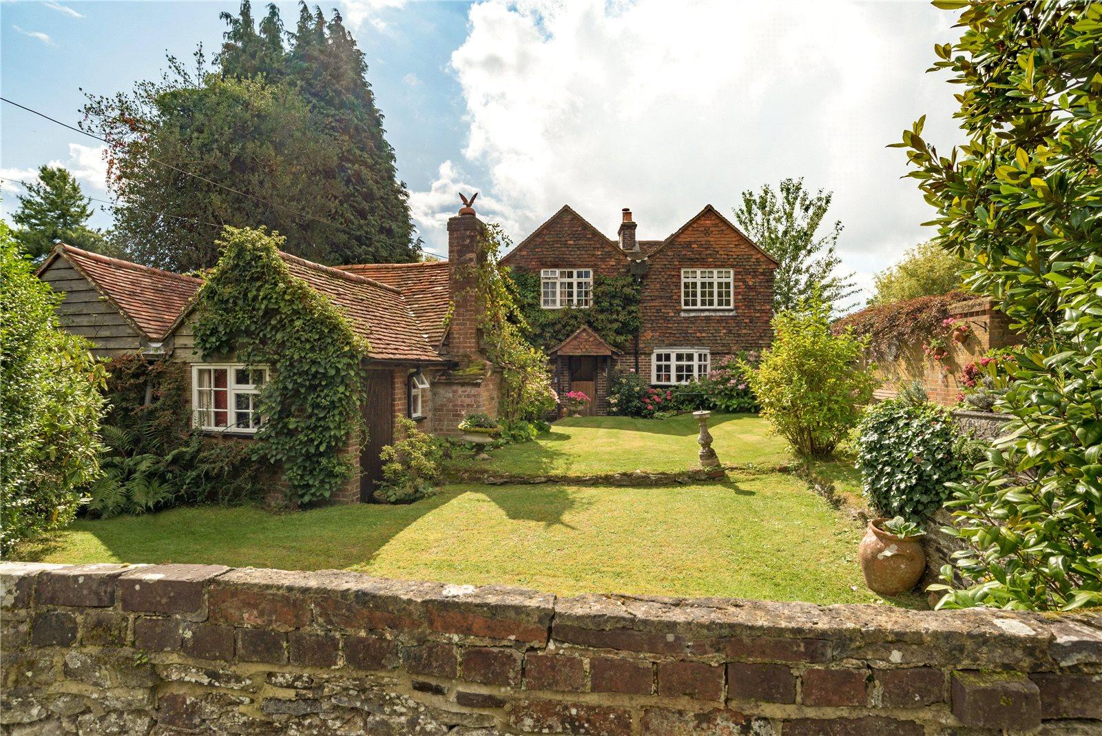Частный дом для того Продажа на Dye House Road, Thursley, Godalming, Surrey, GU8 Godalming, Англия