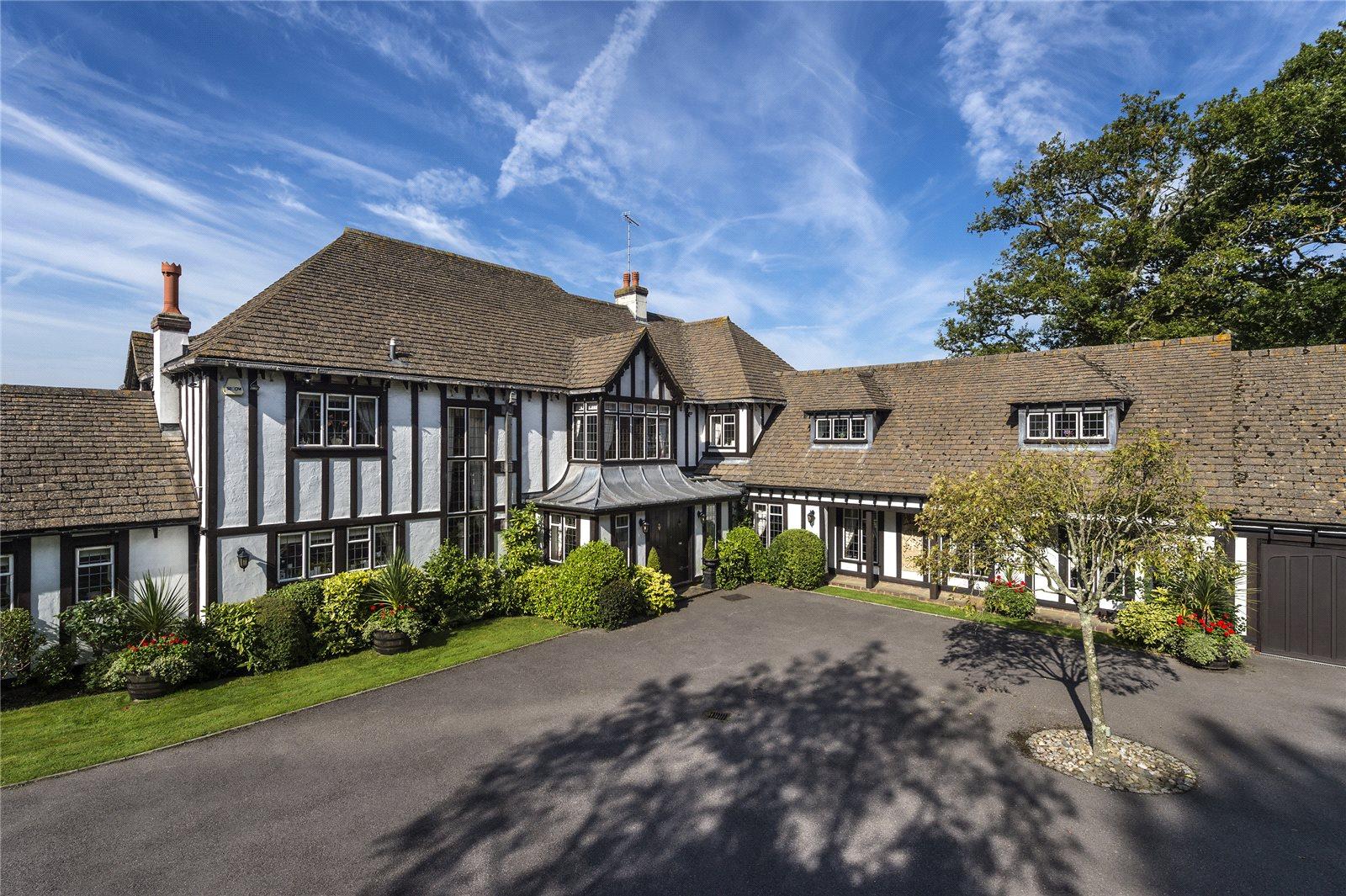 Vivienda unifamiliar por un Venta en Merrywood Lane, Thakeham, Pulborough, West Sussex, RH20 Pulborough, Inglaterra