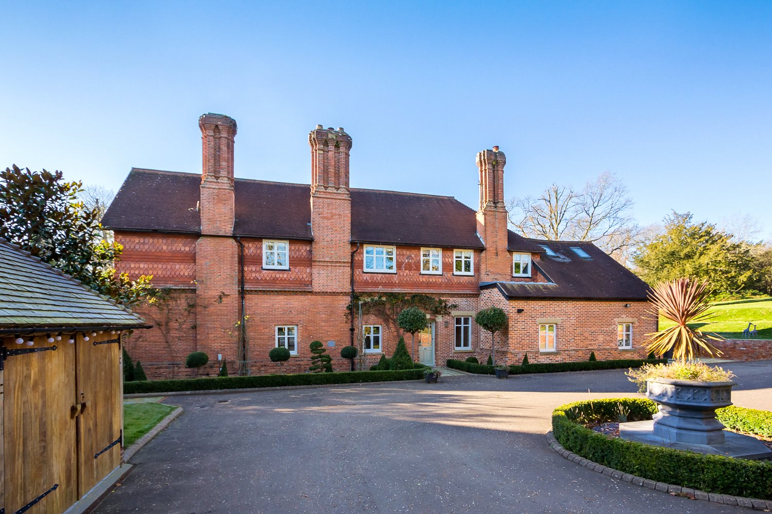 Maison unifamiliale pour l Vente à Crawley Lane, Balcombe, Haywards Heath, West Sussex, RH17 Haywards Heath, Angleterre