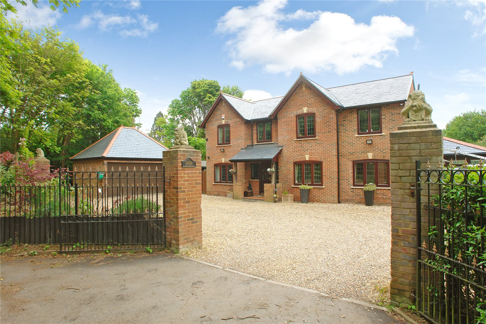 Vivienda unifamiliar por un Venta en Danesbury Park Road, Welwyn, Hertfordshire, AL6 Welwyn, Inglaterra