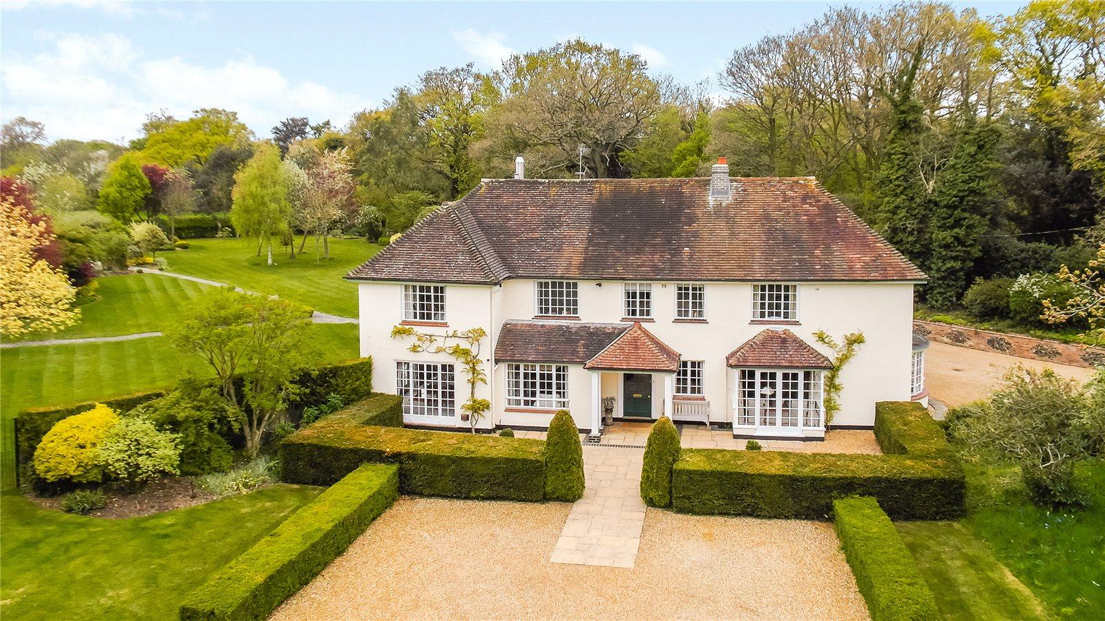 Частный дом для того Продажа на Rose Lane, Wheathampstead, St. Albans, Hertfordshire, AL4 St Albans, Англия