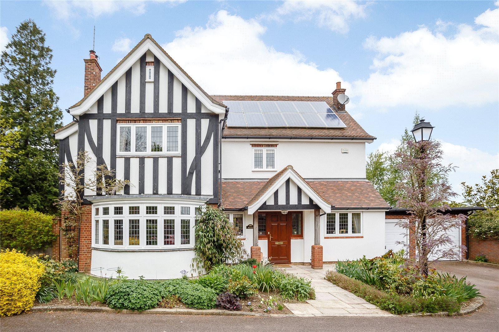 Maison unifamiliale pour l Vente à The Bourne, Salisbury Avenue, Harpenden, Hertfordshire, AL5 Harpenden, Angleterre