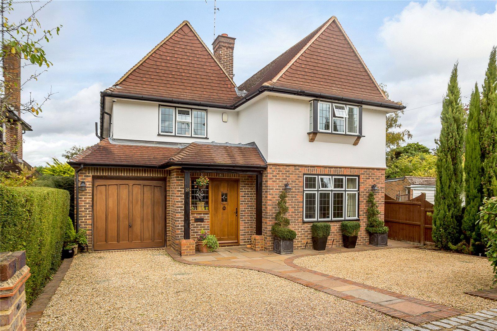 一戸建て のために 売買 アット Grasmere Avenue, Harpenden, Hertfordshire, AL5 Harpenden, イギリス