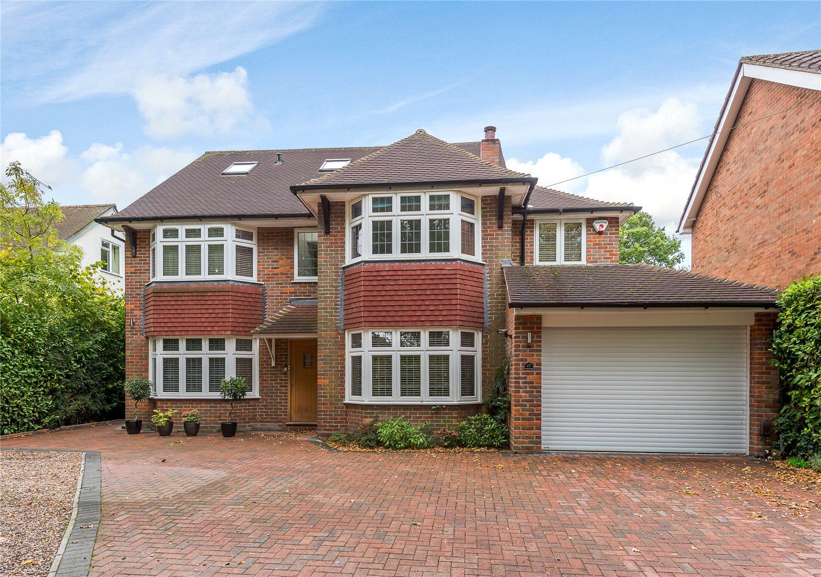 一戸建て のために 売買 アット Roundwood Lane, Harpenden, Hertfordshire, AL5 Harpenden, イギリス