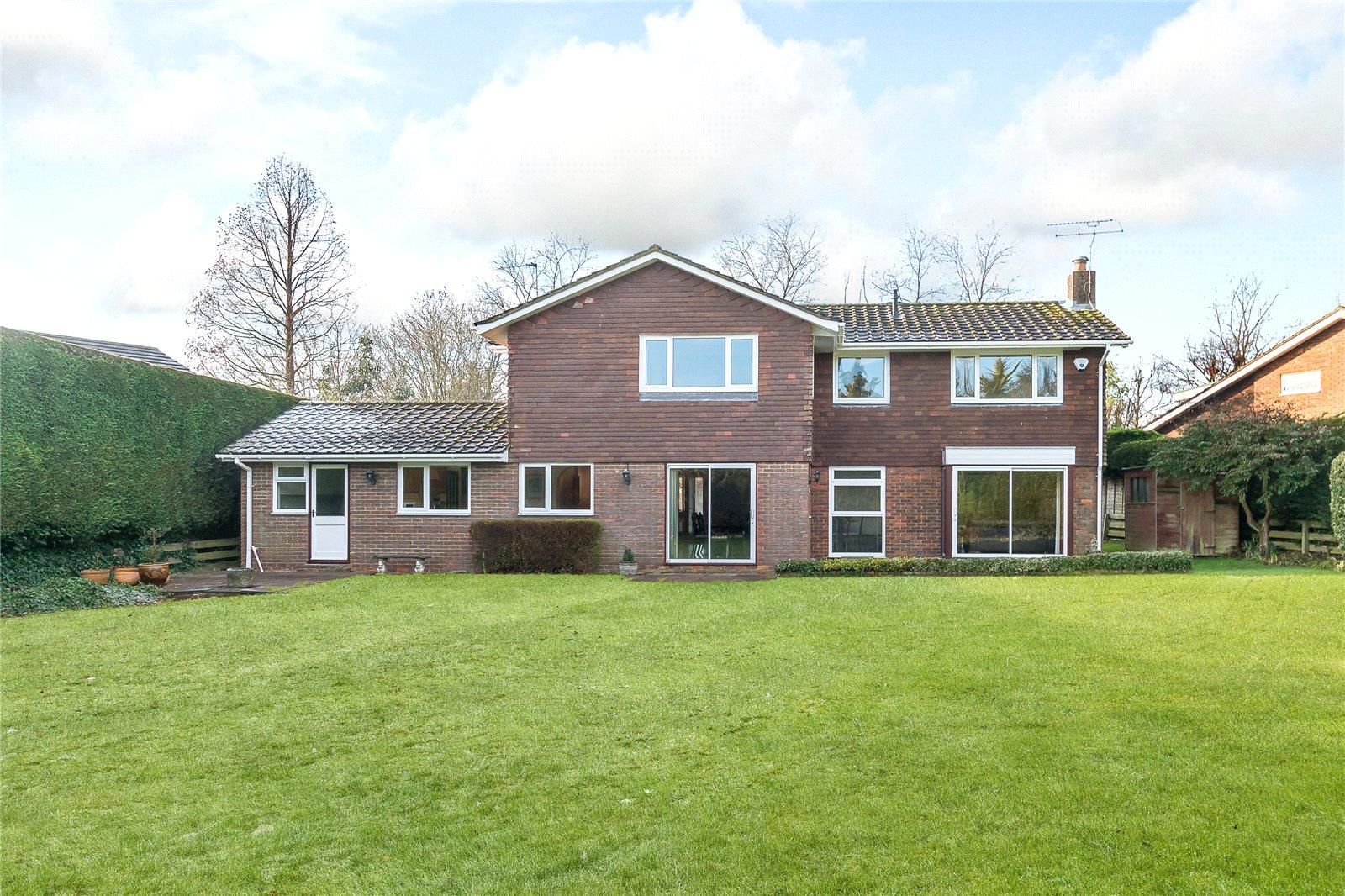 Maison unifamiliale pour l Vente à The Deerings, Harpenden, Hertfordshire, AL5 Harpenden, Angleterre