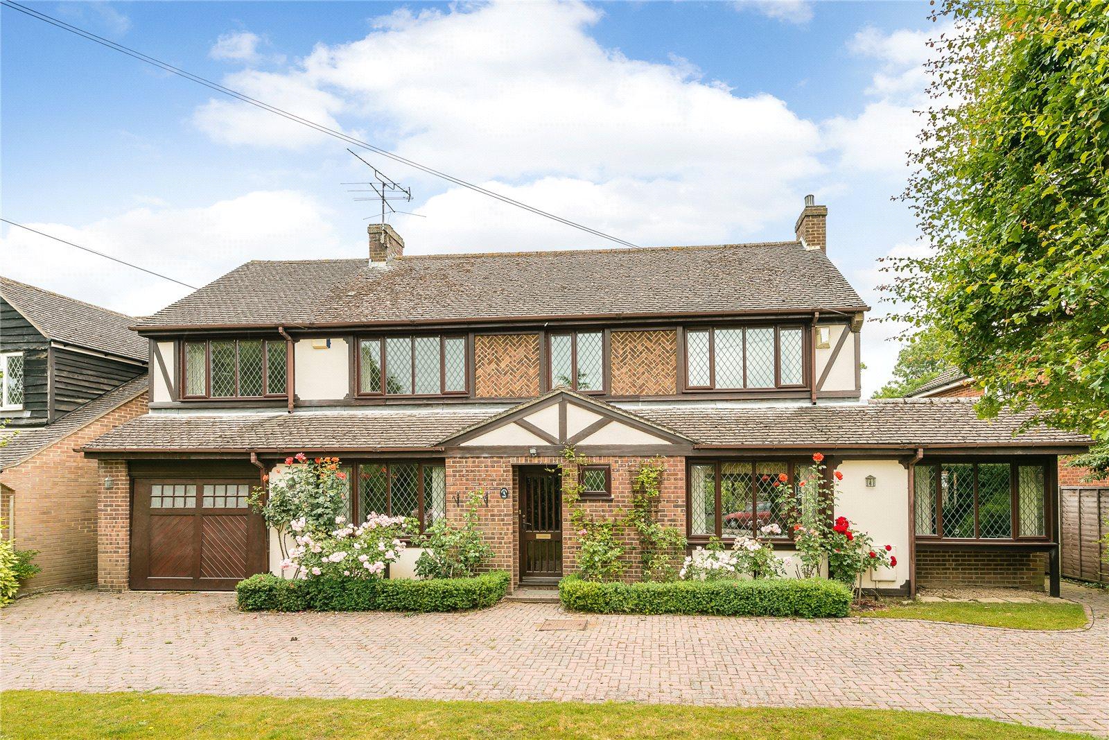 Einfamilienhaus für Verkauf beim Broadway, Wheathampstead, St. Albans, Hertfordshire, AL4 St Albans, England
