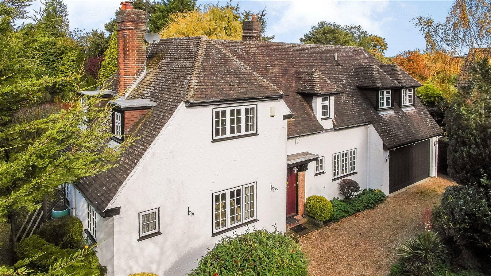 一戸建て のために 売買 アット Stewart Road, Harpenden, Hertfordshire, AL5 Harpenden, イギリス