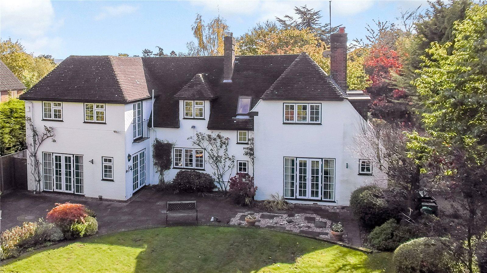 Maison unifamiliale pour l Vente à Stewart Road, Harpenden, Hertfordshire, AL5 Harpenden, Angleterre