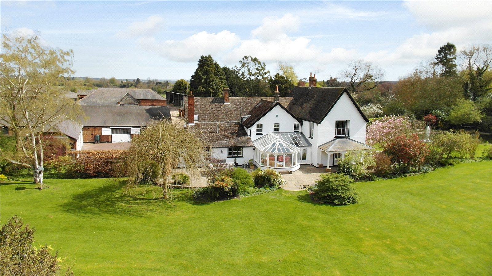 Tek Ailelik Ev için Satış at Park Lane, Old Knebworth, Knebworth, Hertfordshire, SG3 Knebworth, Ingiltere