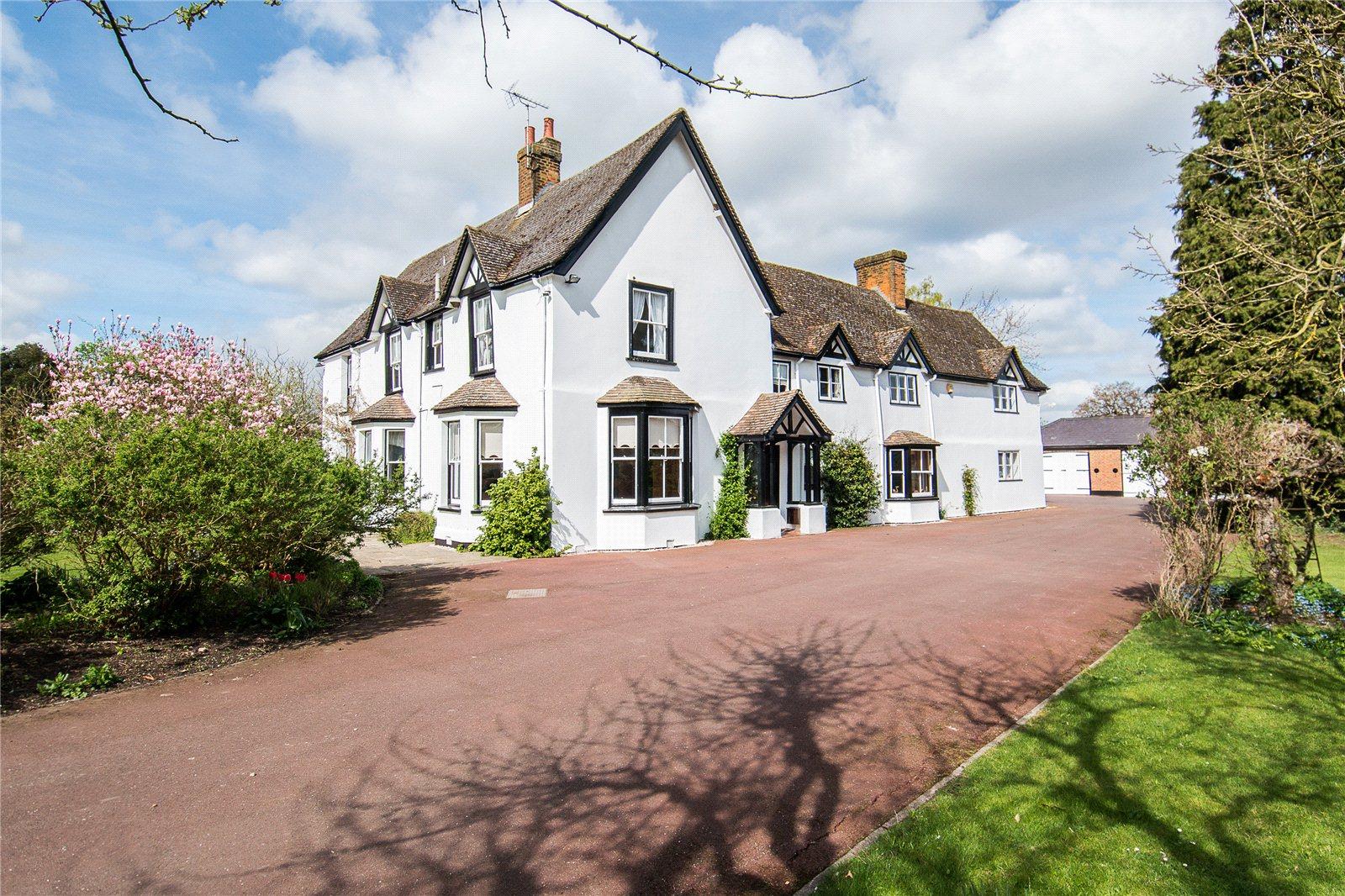 Частный дом для того Продажа на Park Lane, Old Knebworth, Knebworth, Hertfordshire, SG3 Knebworth, Англия