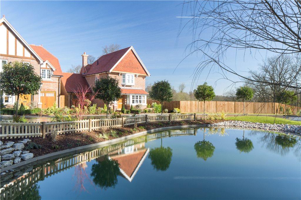 一戸建て のために 売買 アット Wilshere Park, Welwyn, AL6 Welwyn, イギリス