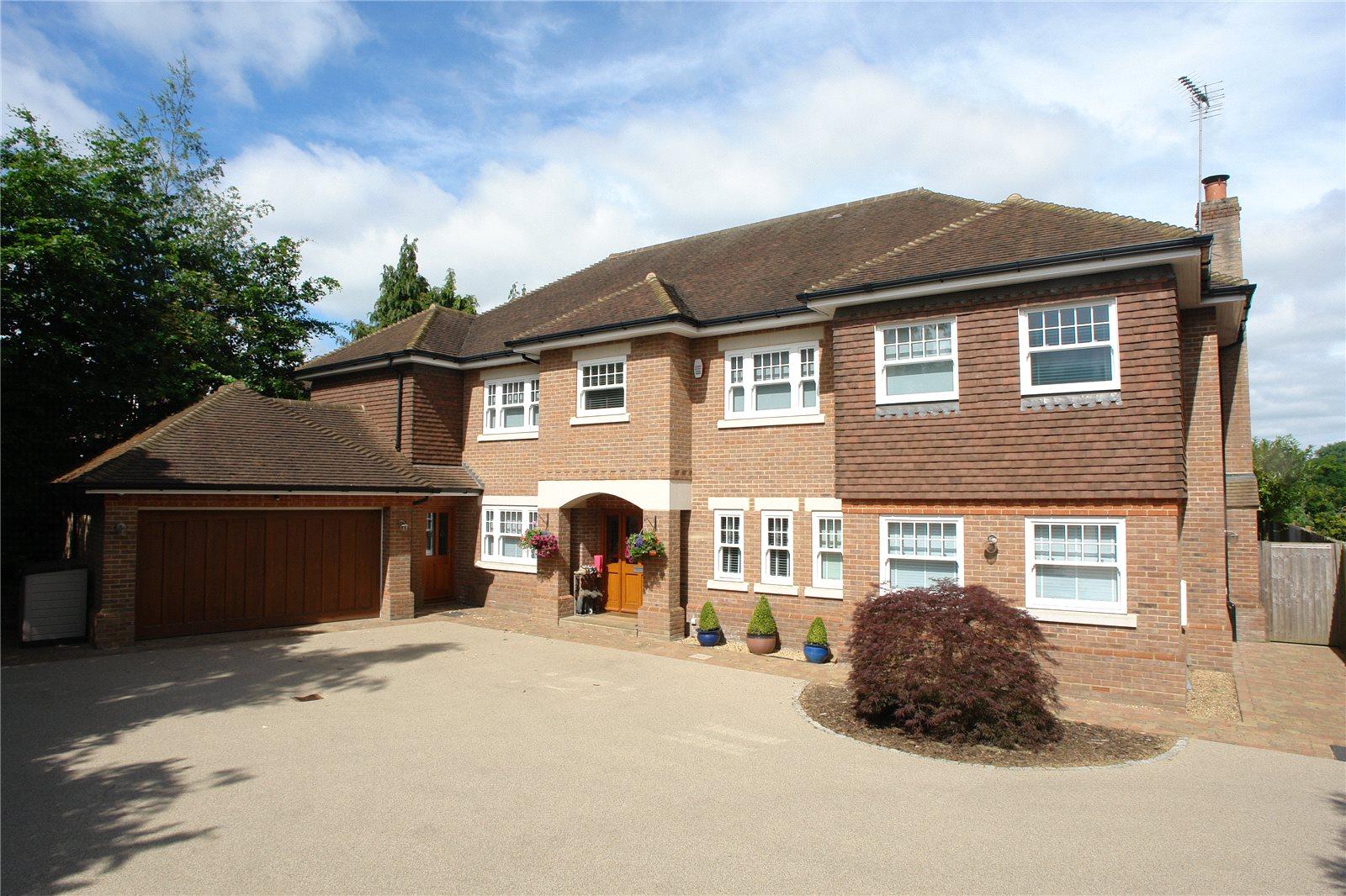 Maison unifamiliale pour l Vente à Oakfield Road, Harpenden, Hertfordshire, AL5 Harpenden, Angleterre