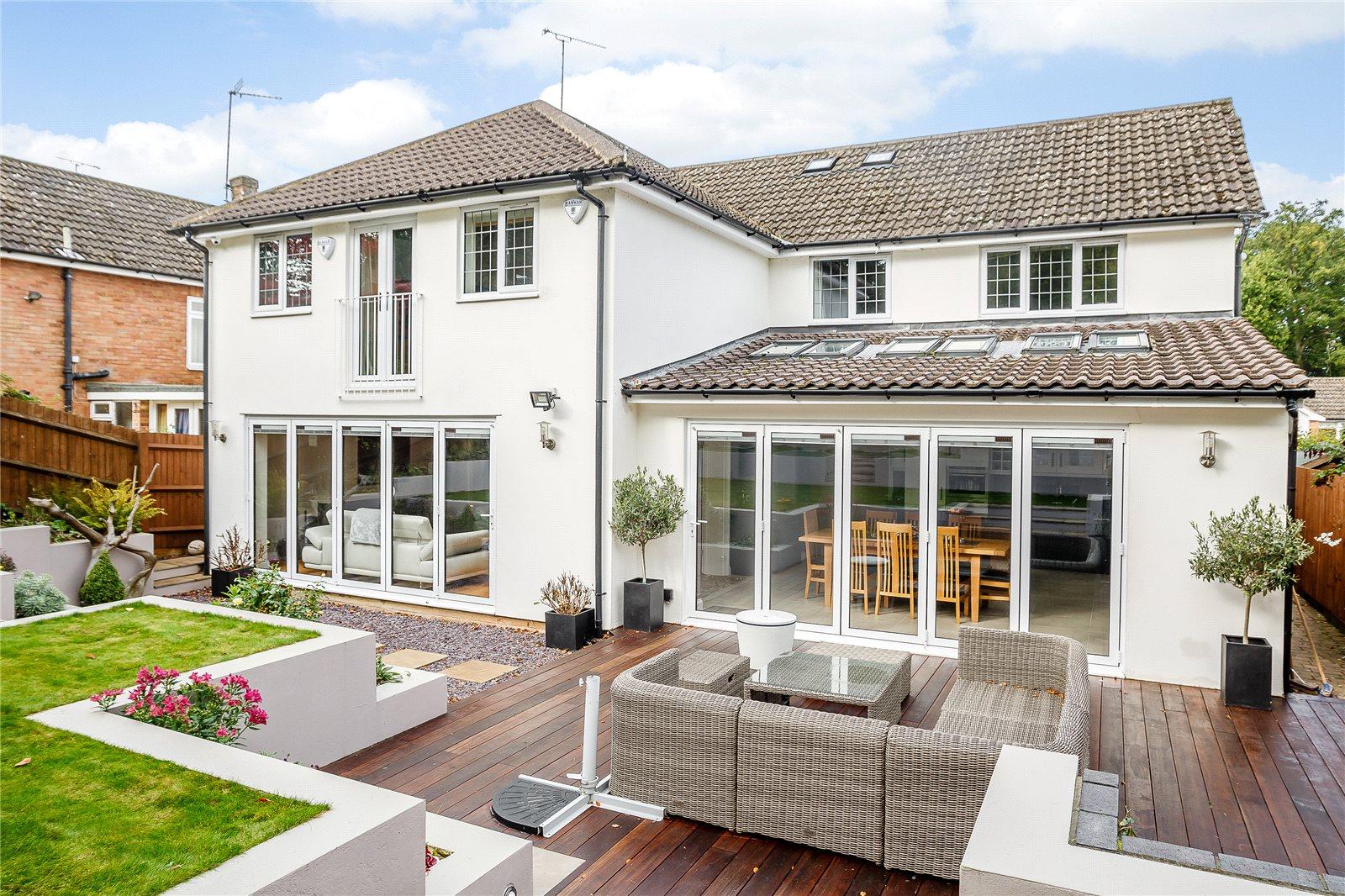 Maison unifamiliale pour l Vente à Ridgewood Drive, Harpenden, Hertfordshire, AL5 Harpenden, Angleterre