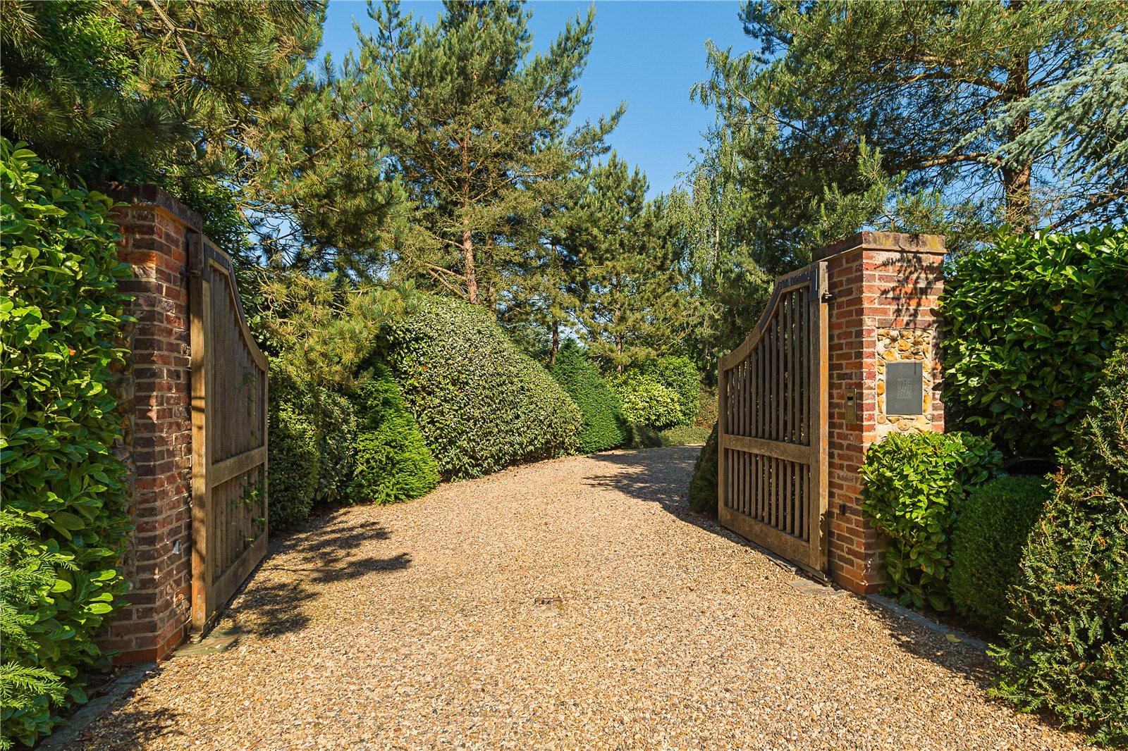 Villa per Vendita alle ore Three Houses Lane, Codicote, Hitchin, Hertfordshire, SG4 Hitchin, Inghilterra