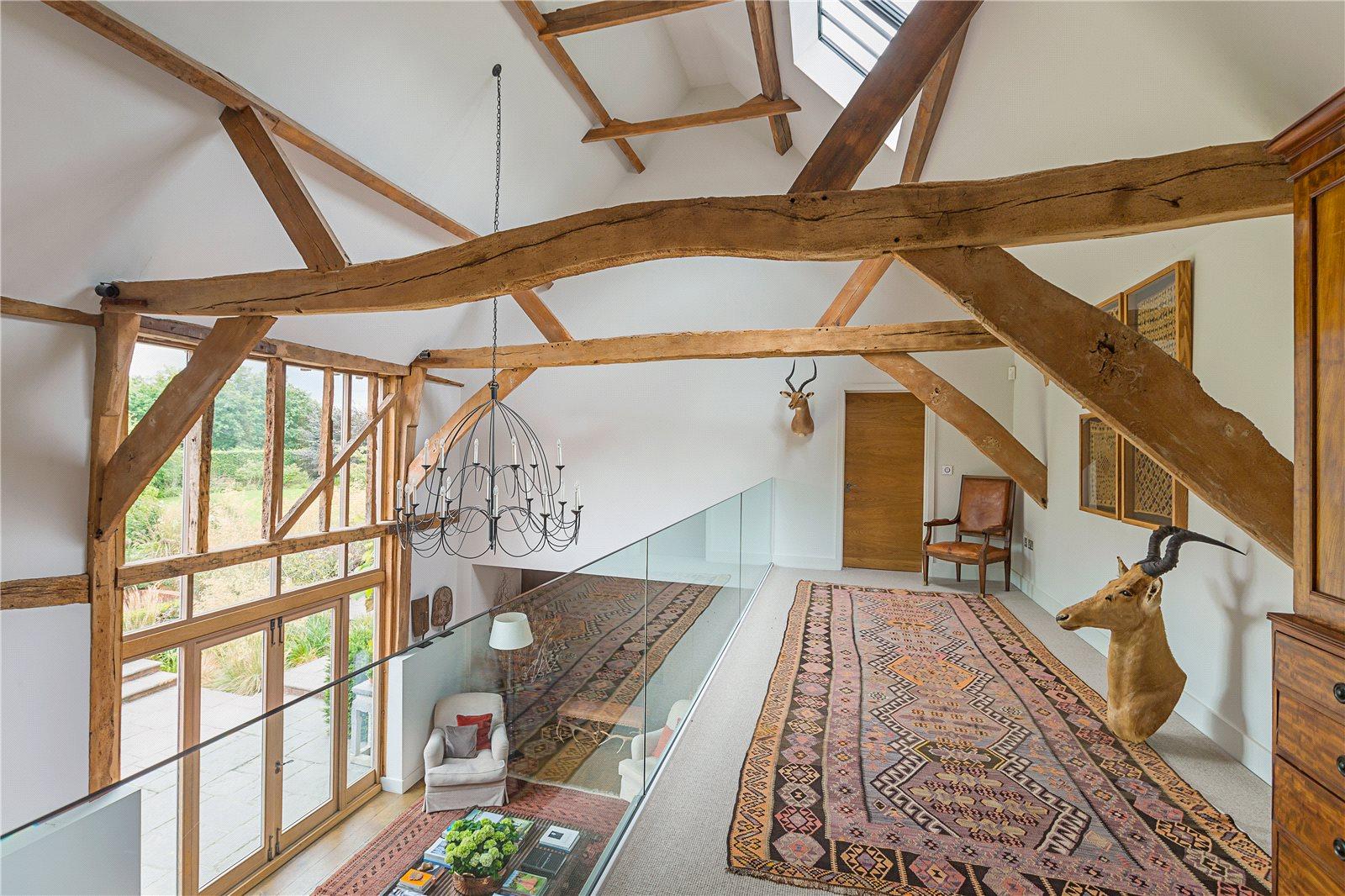 Additional photo for property listing at Three Houses Lane, Codicote, Hitchin, Hertfordshire, SG4 Hitchin, Ingiltere