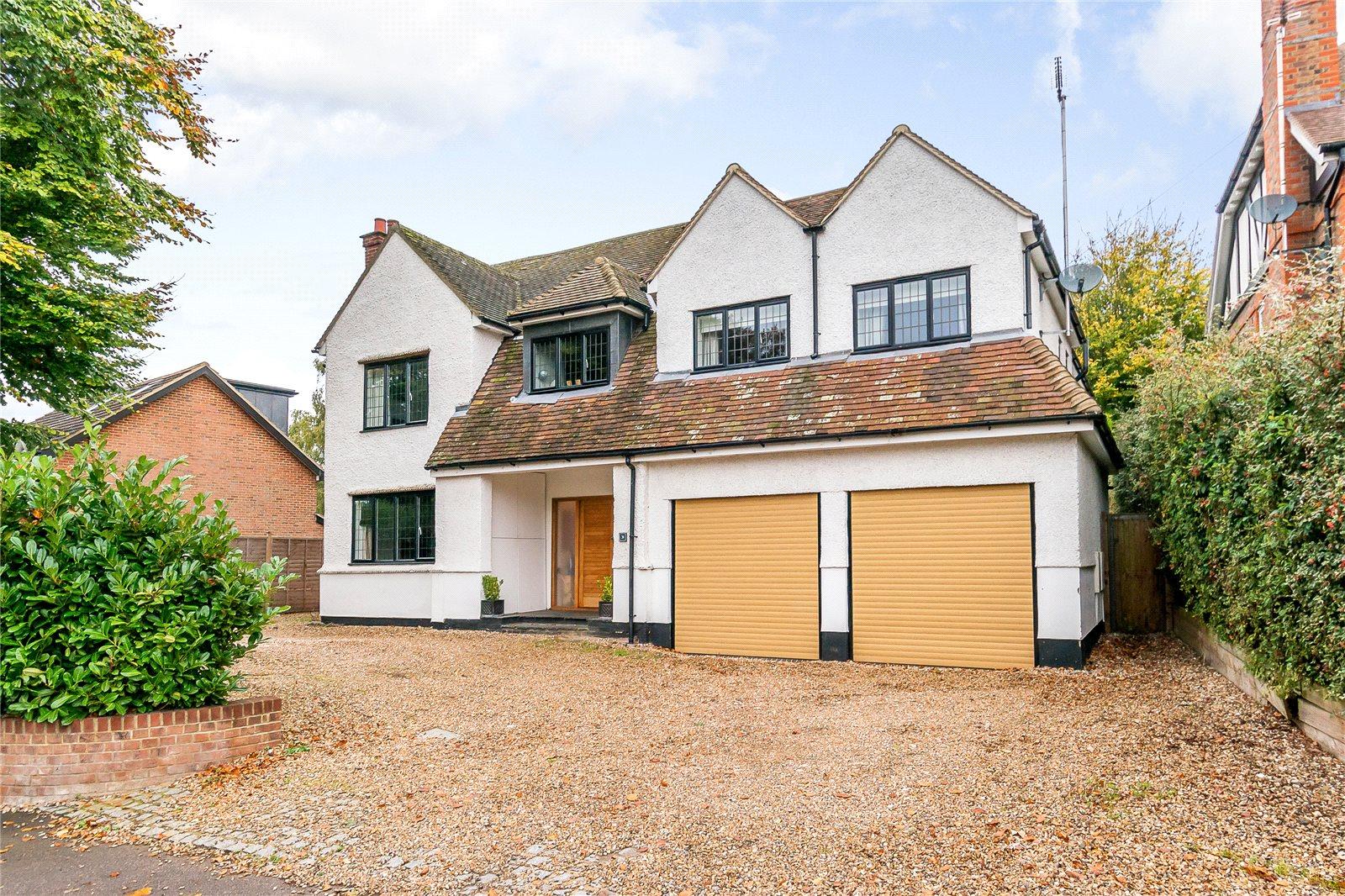Maison unifamiliale pour l Vente à Crabtree Lane, Harpenden, Hertfordshire, AL5 Harpenden, Angleterre