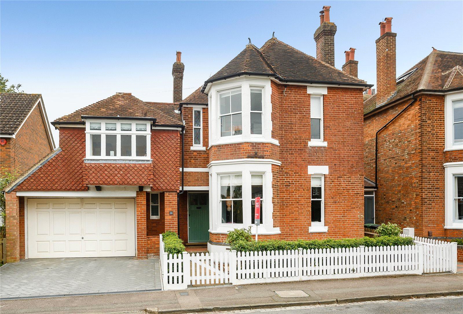 一戸建て のために 売買 アット Wordsworth Road, Harpenden, Hertfordshire, AL5 Harpenden, イギリス
