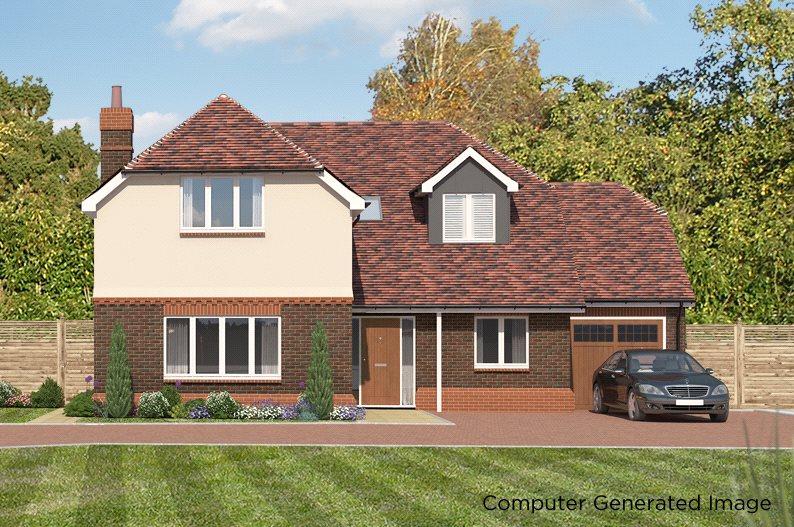 一戸建て のために 売買 アット Osprey Close, Harpenden, Hertfordshire, AL5 Harpenden, イギリス