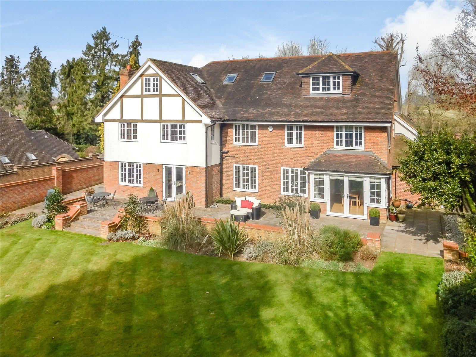 一戸建て のために 売買 アット Redbourn Lane, Harpenden, Hertfordshire, AL5 Harpenden, イギリス