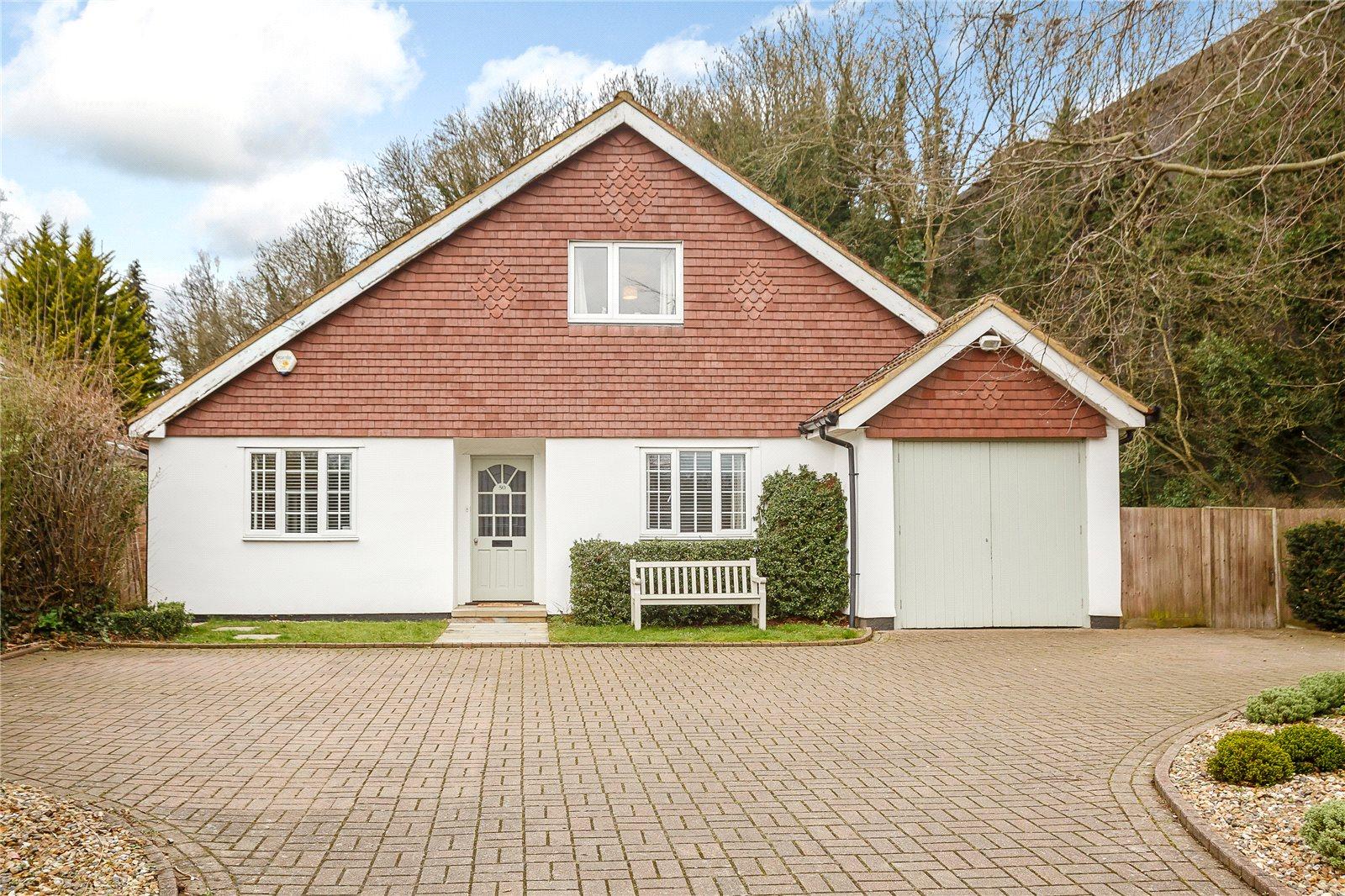 一戸建て のために 売買 アット Hertford Road, Digswell, Welwyn, Hertfordshire, AL6 Welwyn, イギリス