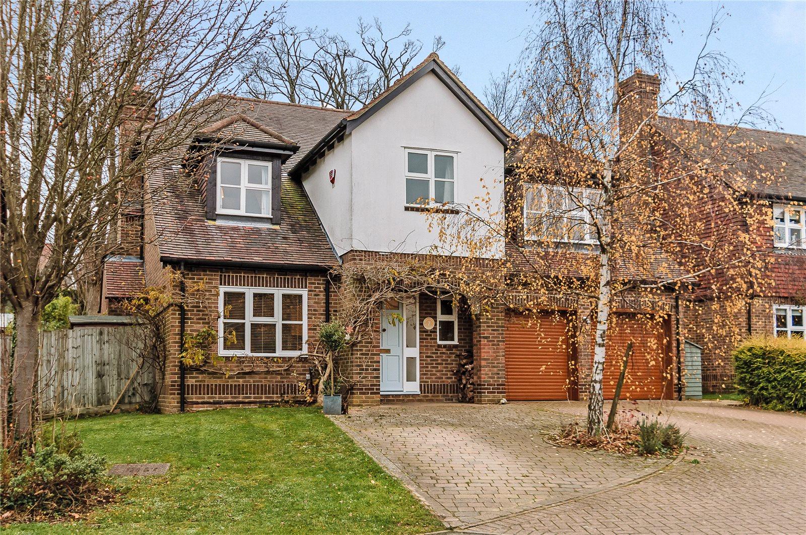 一戸建て のために 売買 アット Hales Meadow, Harpenden, Hertfordshire, AL5 Harpenden, イギリス