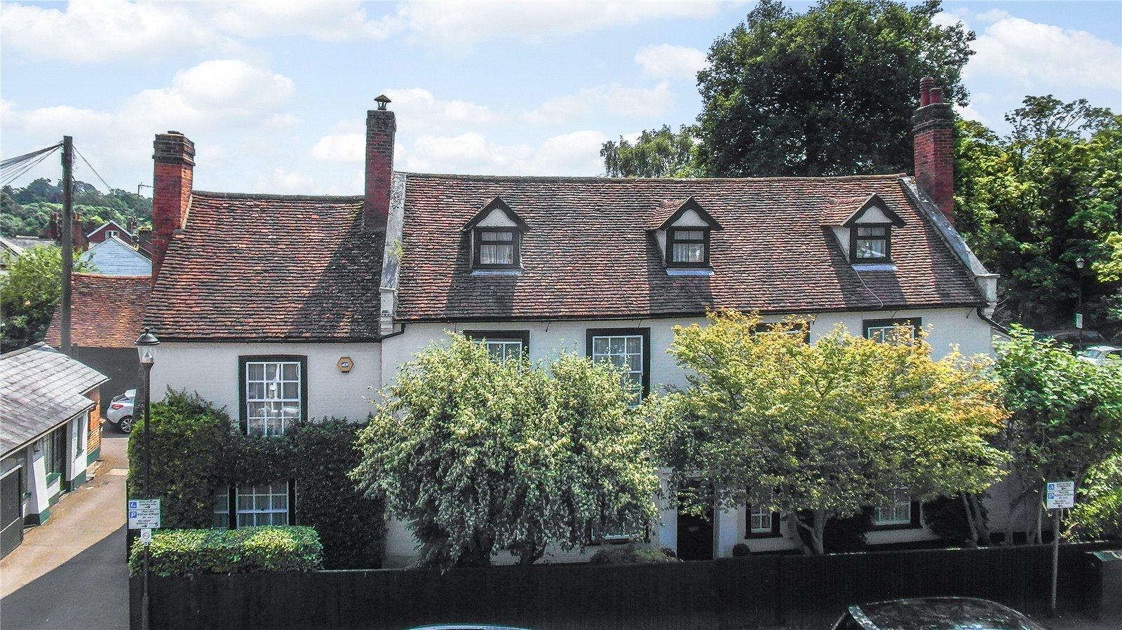 一戸建て のために 売買 アット High Street, Welwyn, Hertfordshire, AL6 Welwyn, イギリス
