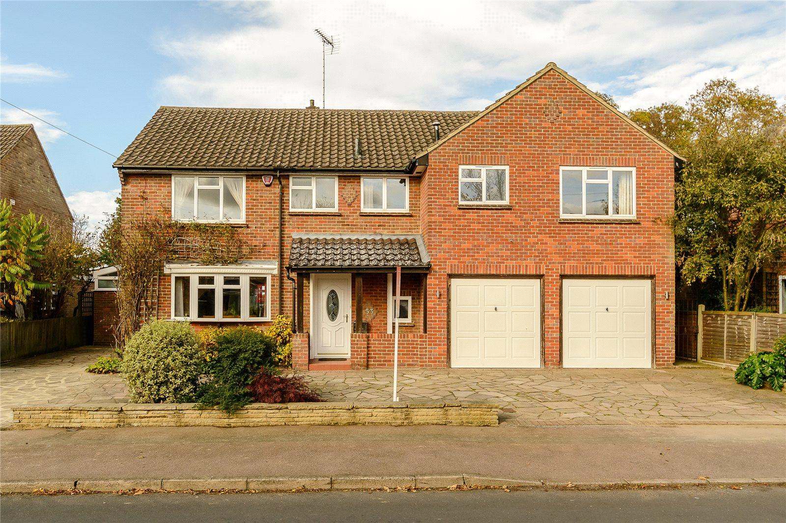 一戸建て のために 売買 アット Bloomfield Road, Harpenden, Hertfordshire, AL5 Harpenden, イギリス