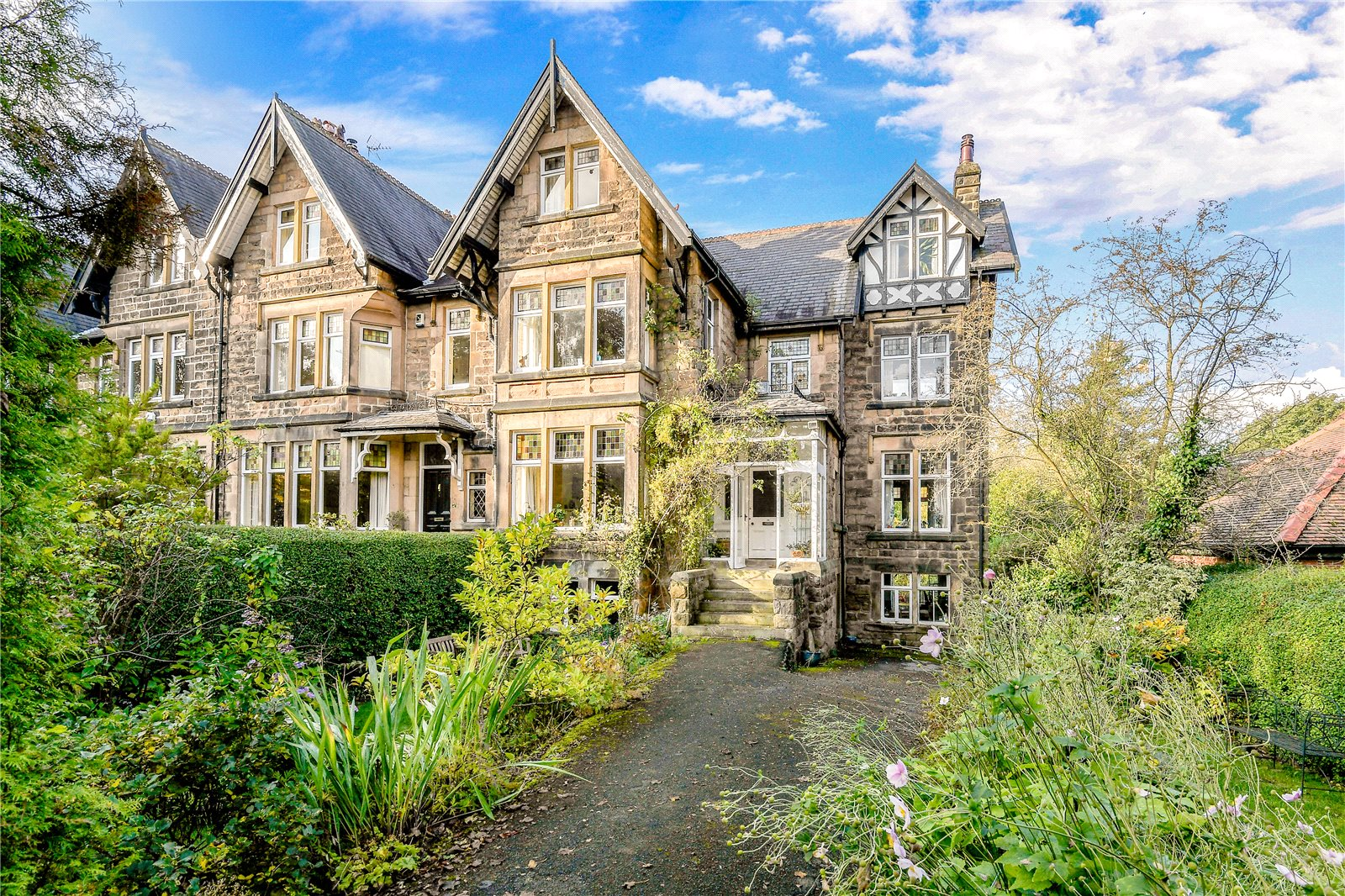 Single Family Home for Sale at Duchy Road, Harrogate, North Yorkshire, HG1 Harrogate, England
