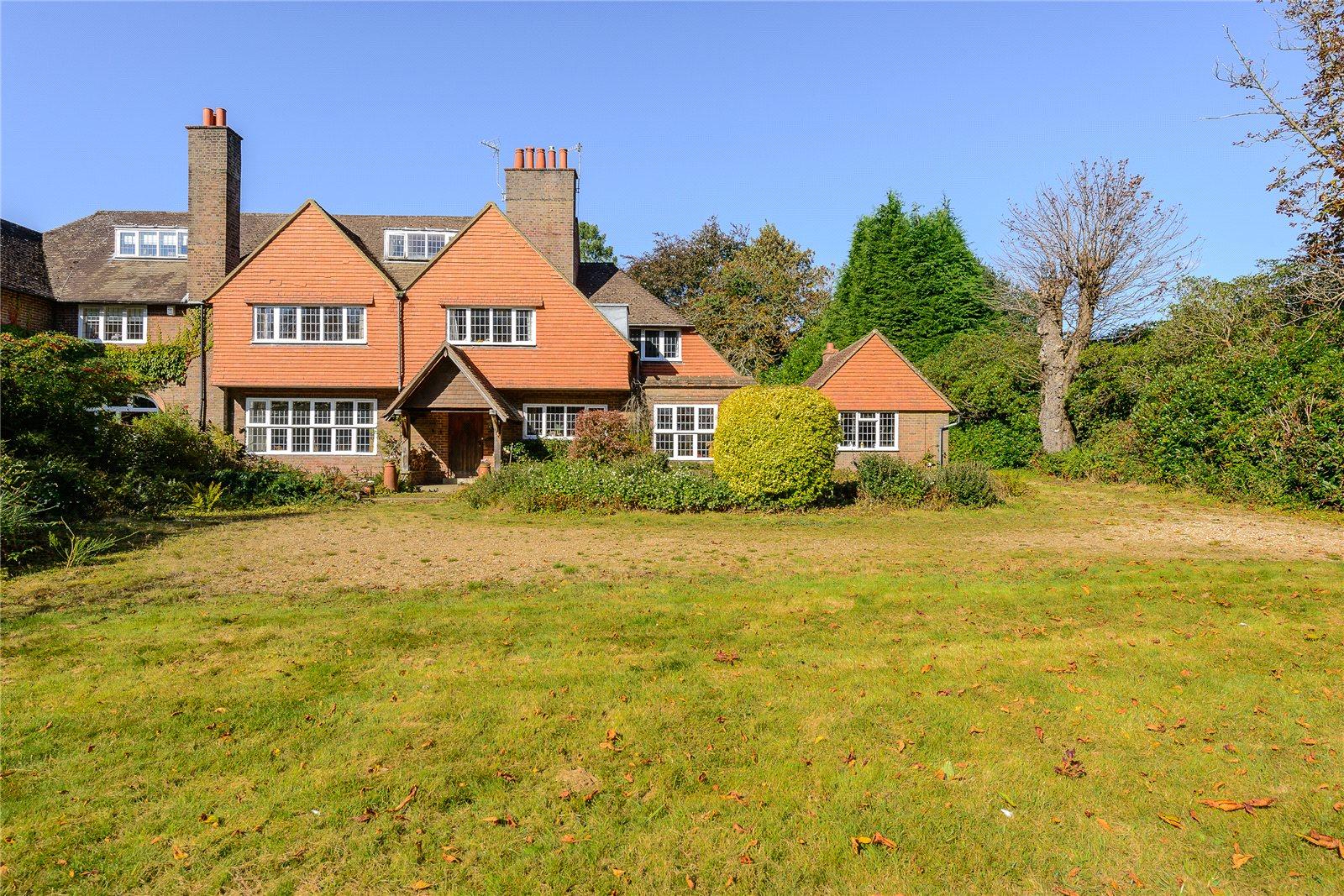 Μονοκατοικία για την Πώληση στο Weydown Road, Haslemere, Surrey, GU27 Haslemere, Αγγλια