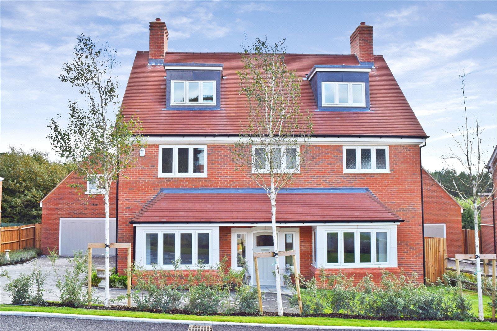 단독 가정 주택 용 매매 에 Brackenwood, Midhurst, West Sussex, GU29 Midhurst, 영국