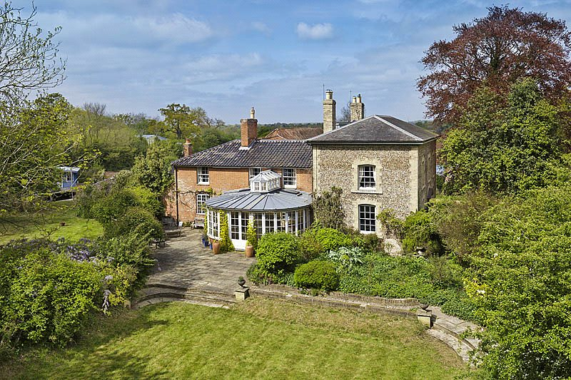 Farm / Ranch / Plantation for Sale at Thorington, Saxmundham, Suffolk, IP17 Saxmundham, England