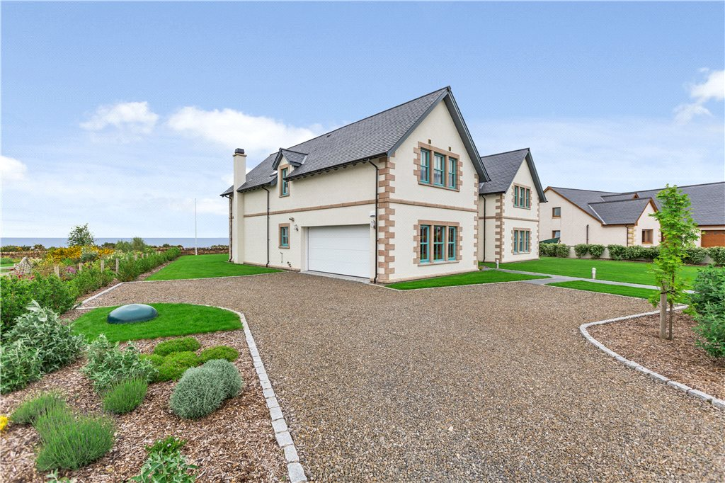 Earls cross gardens dornoch sutherland iv25 a luxury Sutherland home