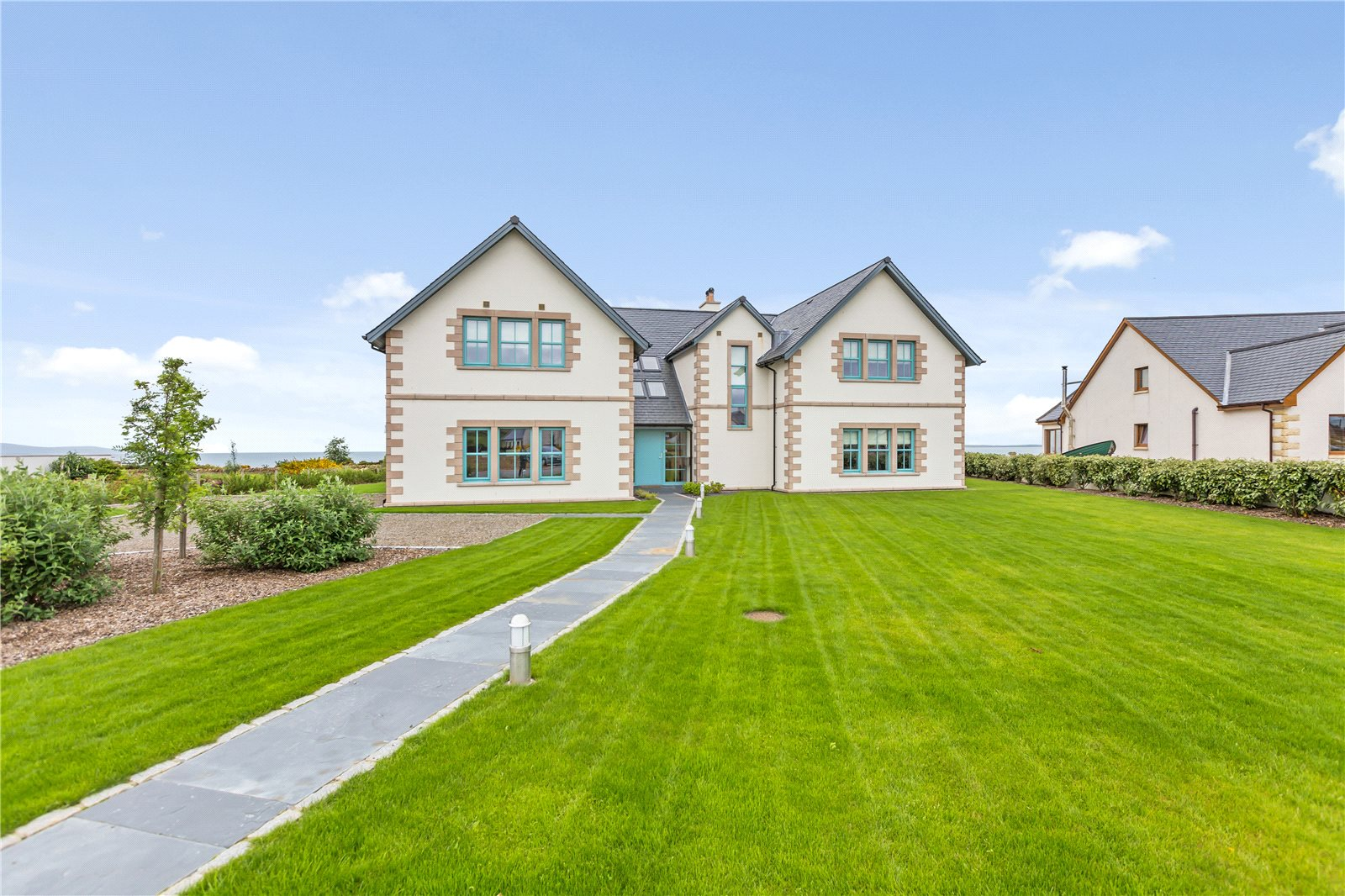 Single Family Home for Sale at Earls Cross Gardens, Dornoch, Sutherland, IV25 Scotland