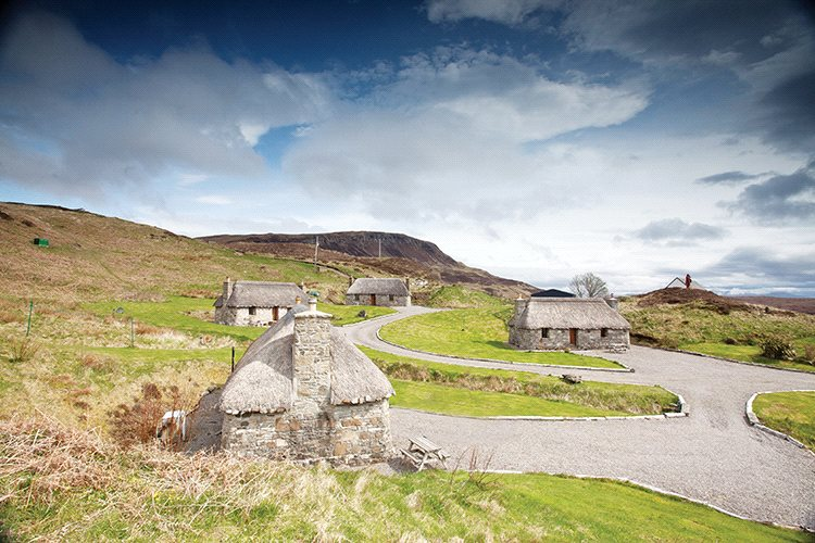 Single Family Home for Sale at Elgol, Isle of Skye, IV49 Scotland