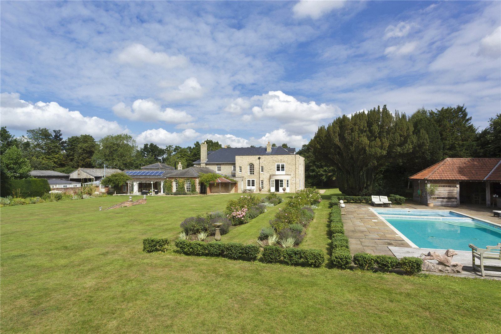 Single Family Home for Sale at Drinkstone, Bury St. Edmunds, Suffolk, IP30 Suffolk, England