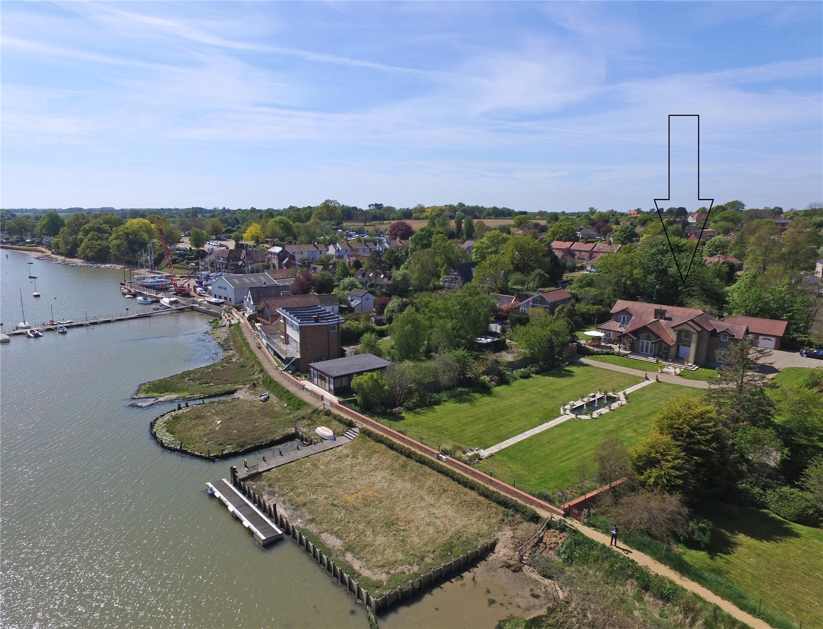 Additional photo for property listing at The Quay, Waldringfield, Woodbridge, Suffolk, IP12 Woodbridge, 英格蘭
