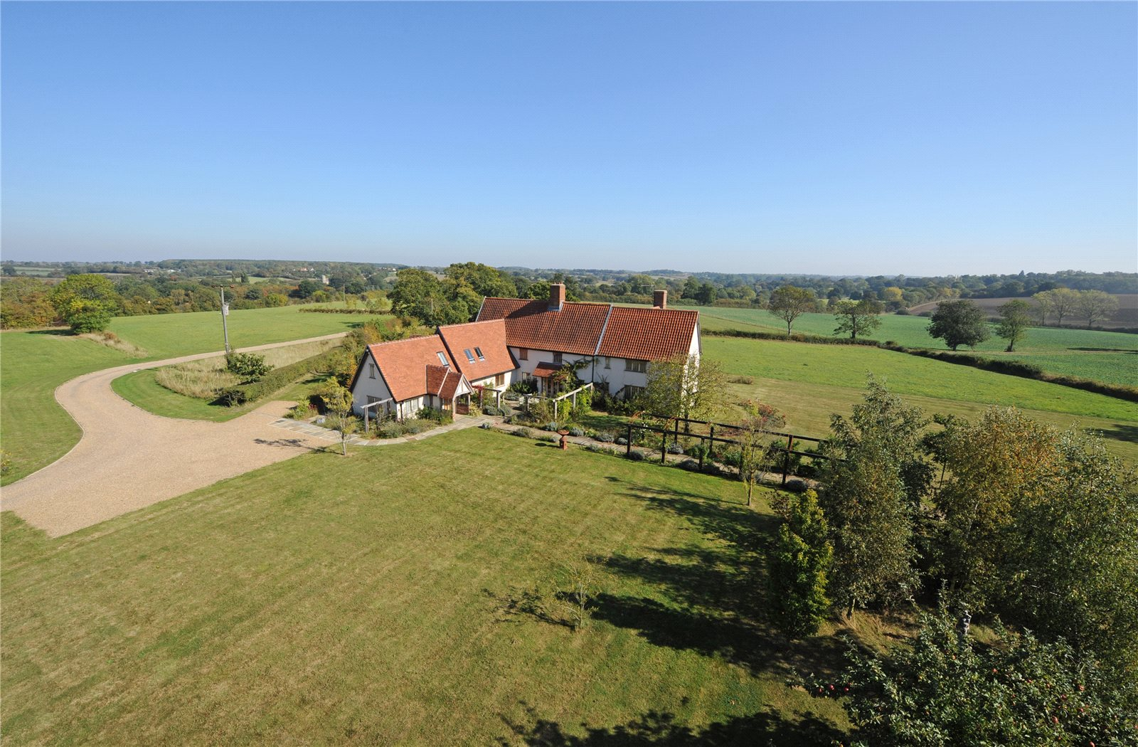 Single Family Home for Sale at Low Road, Bruisyard, Saxmundham, Suffolk, IP17 Saxmundham, England