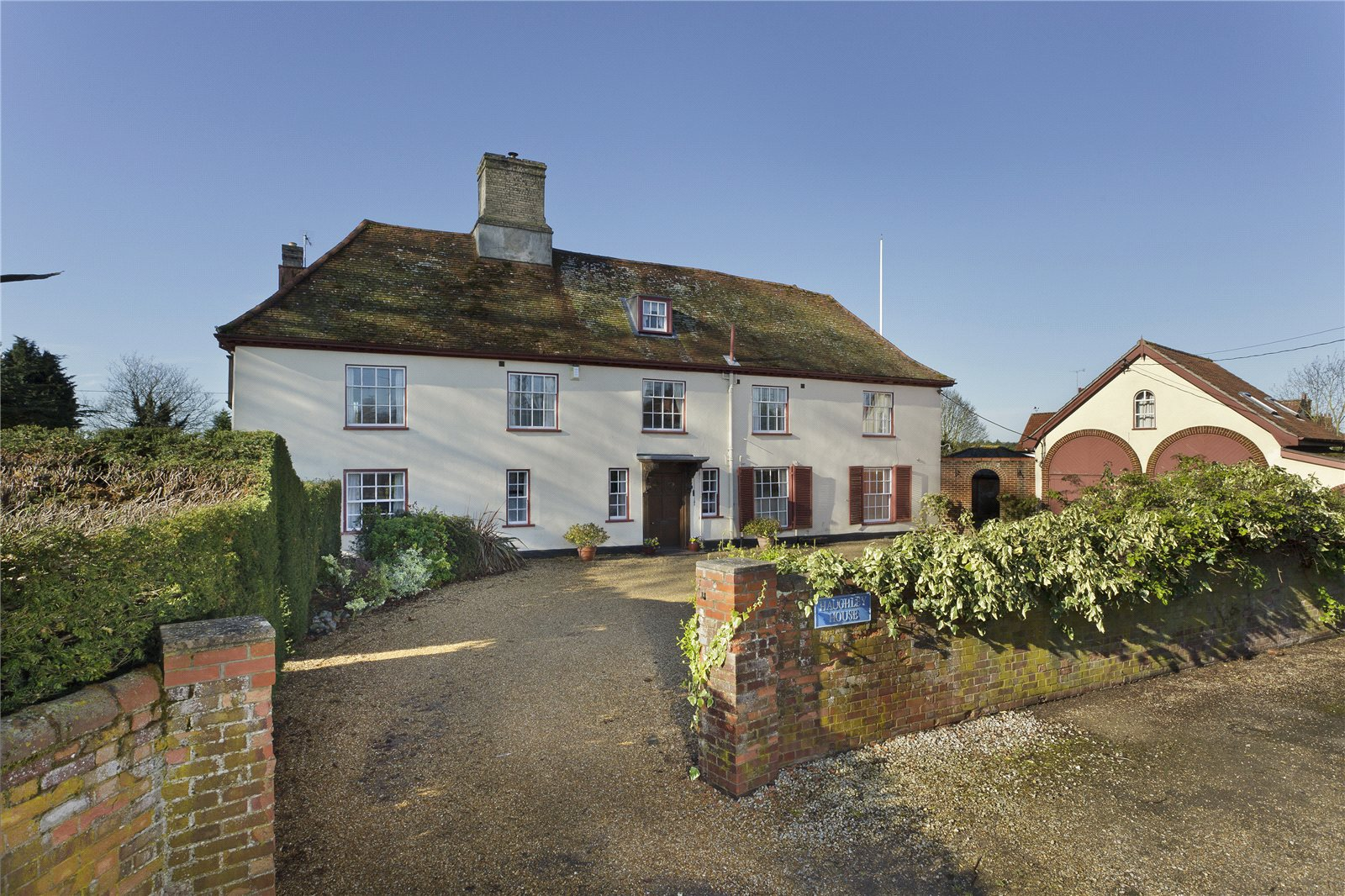 Additional photo for property listing at The Folly, Haughley, Stowmarket, Suffolk, IP14 Stowmarket, England