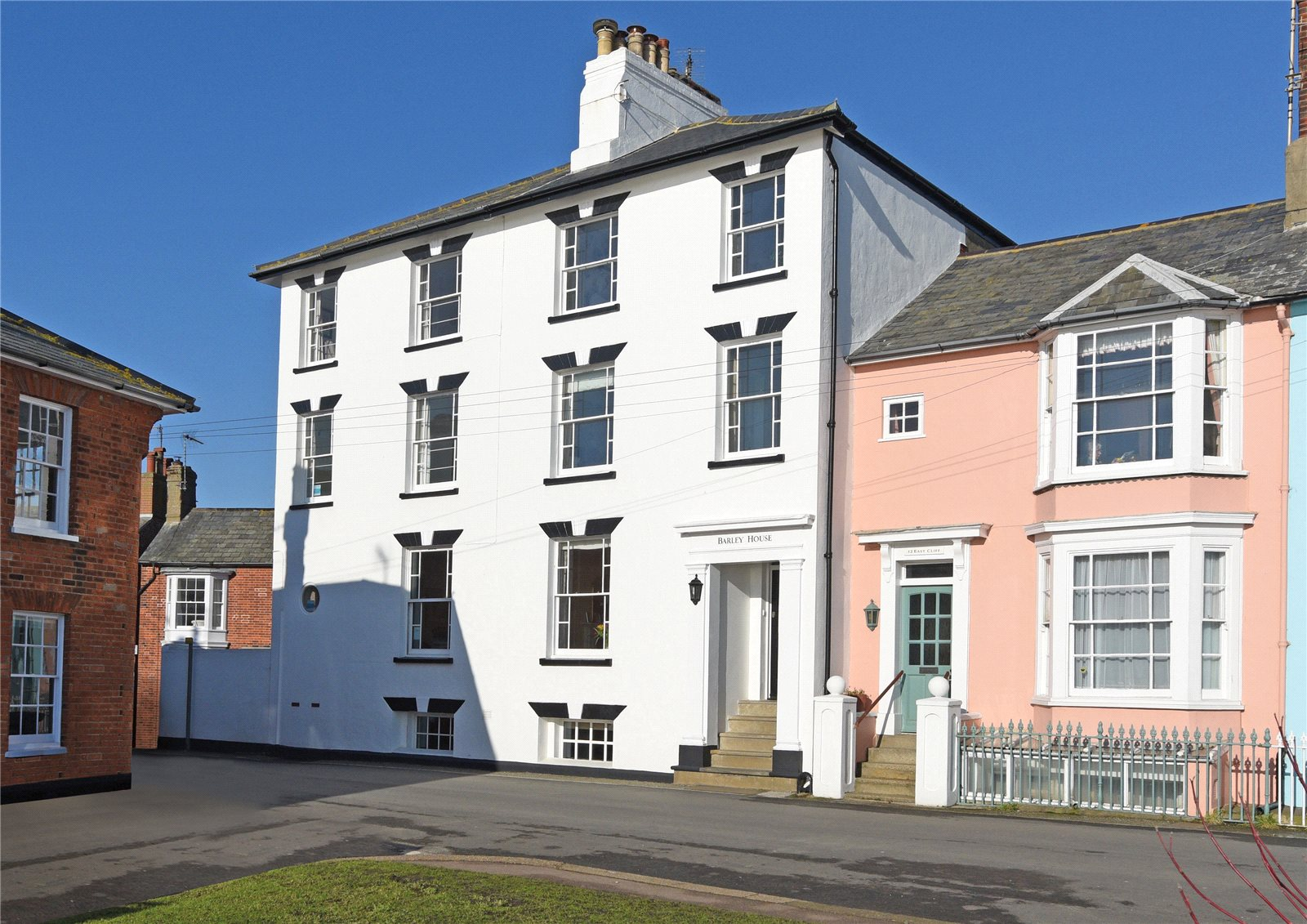 Single Family Home for Sale at East Cliff, Southwold, Suffolk, IP18 Southwold, England
