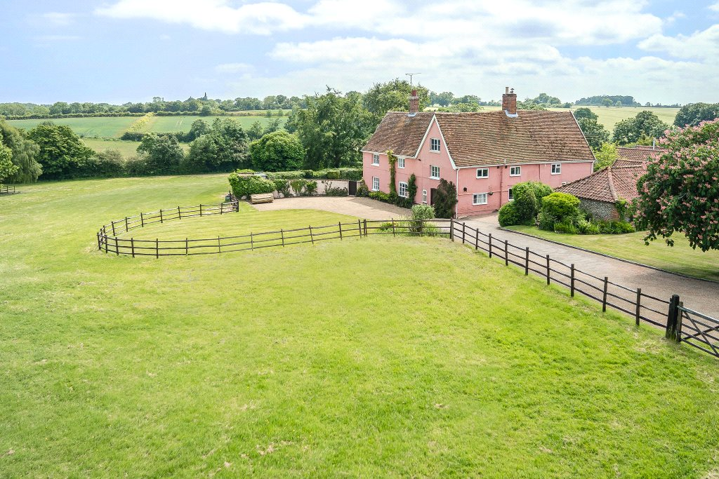 Single Family Home for Sale at Chediston, Halesworth, Suffolk, IP19 Halesworth, England