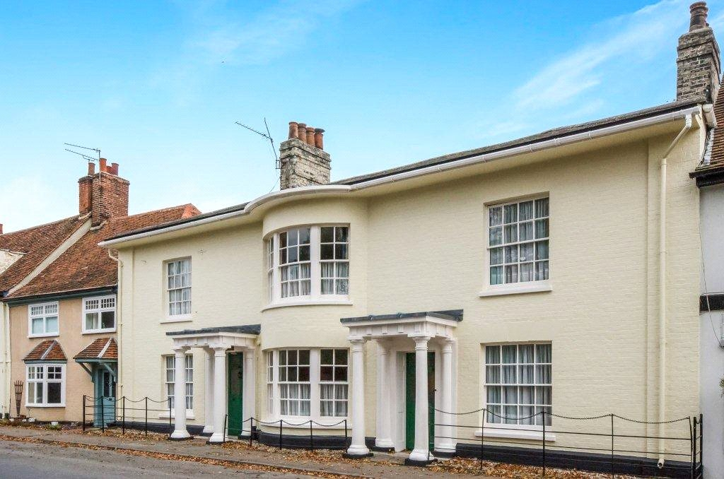 Single Family Home for Sale at Lower Street, Stratford St. Mary, Suffolk, CO7 Suffolk, England