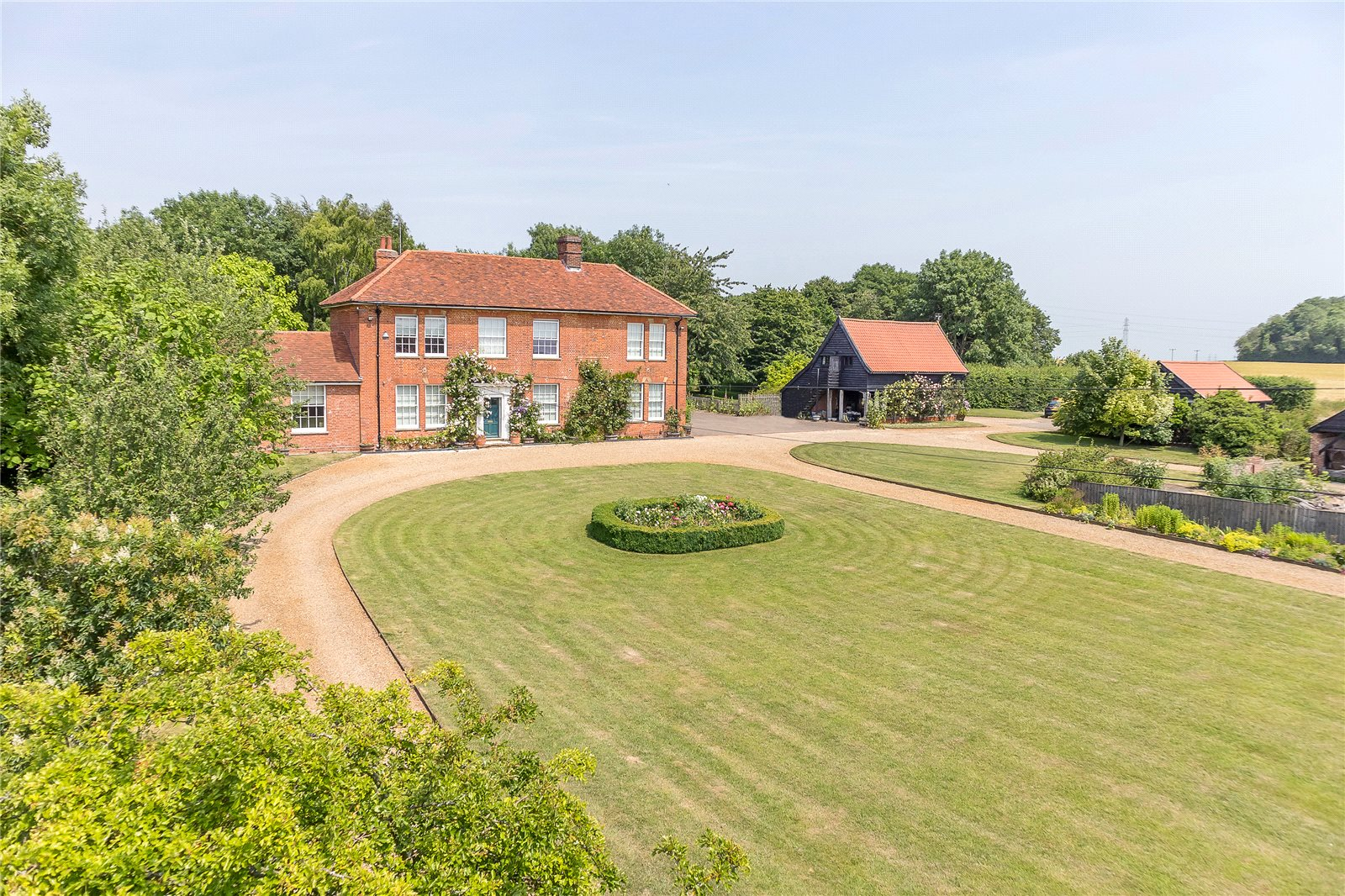Single Family Home for Sale at Burstall, Ipswich, Suffolk, IP8 Ipswich, England
