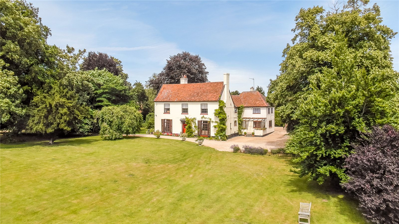 Single Family Home for Sale at Bramford Road, Little Blakenham, Ipswich, Suffolk, IP8 Ipswich, England