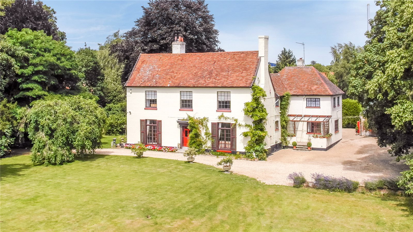 Nhà ở một gia đình vì Bán tại Bramford Road, Little Blakenham, Ipswich, Suffolk, IP8 Ipswich, Anh Quốc