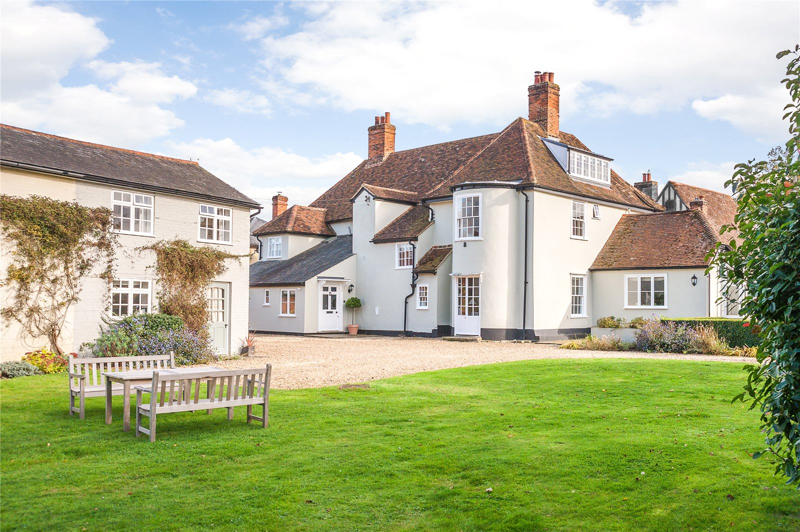 Single Family Home for Sale at Upper Street, Stratford St. Mary, Suffolk, CO7 Suffolk, England