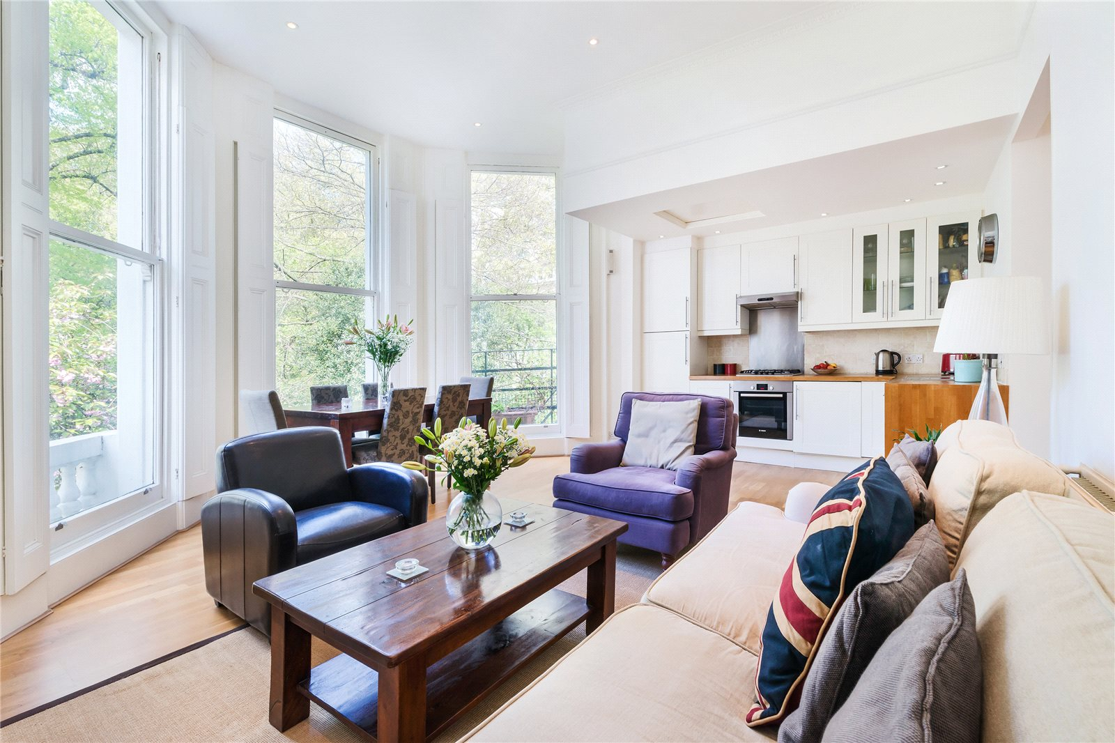Appartement pour l Vente à Cornwall Gardens, South Kensington, London, SW7 South Kensington, London, Angleterre