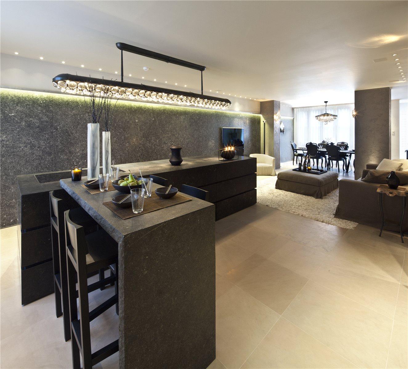 Tek Ailelik Ev için Satış at South Terrace, Knightsbridge, London, SW7 Knightsbridge, London, Ingiltere
