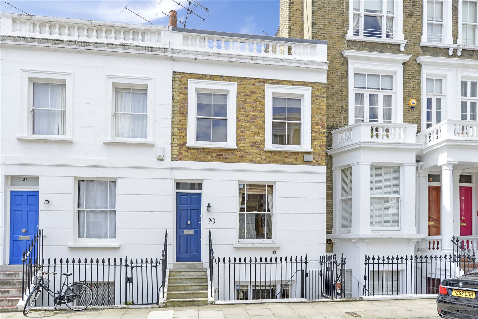 Single Family Home for Sale at Bramerton Street, Chelsea, London, SW3 Chelsea, London, England