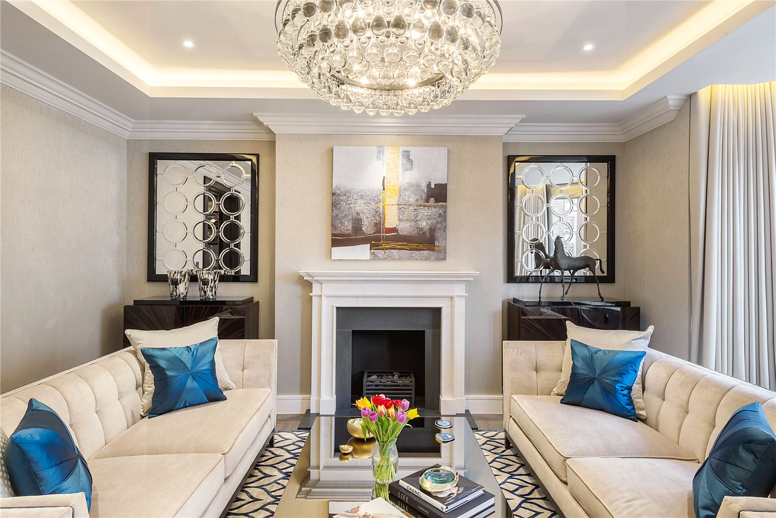 Single Family Home for Sale at Tite Street, Chelsea, London, SW3 Chelsea, London, England