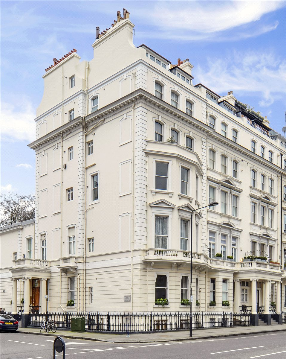Additional photo for property listing at Cornwall Gardens, South Kensington, London, SW7 South Kensington, London, イギリス
